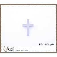 China Hot sell 316 Stainless Steel Cross  Pendant H-L1494 wholesale