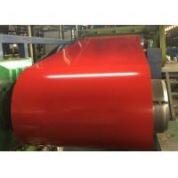 China High Strength Prepainted Coil, Custom Length Color Coil For Building Construction wholesale
