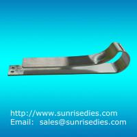 China OEM stamping stainless steel spring clips, China spring clip factory directly on sale