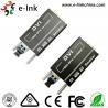 Buy cheap Mini 4KX2K DVI Fiber Transceiver  Multi-mode 300M, Auto EDID from wholesalers