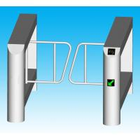 China 304 SS Security Swing Arm Barriers For Bike Channel With RS485 Interface wholesale