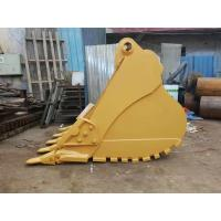 China Standard Digging Rock Bucket Excavator Sizes Capacity Volume Ex200 Pc200 Cat330 wholesale