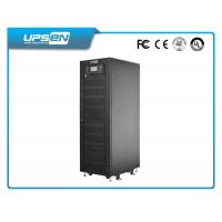 China 3 Phase +N+PE 380/400/415Vac Online High Frequency UPS Power Supply For Bank wholesale