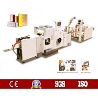 China Eco Friendly Paper Bag Manufacturing Machine , Square Bottom Paper Bag Machine JT-SBR290 on sale