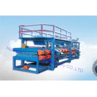 China Foam Roofing Sandwich Panel Production Line 32kw Motor 45000 * 2500 * 2500mm wholesale