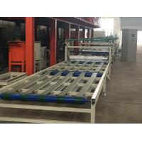 Buy cheap Mineral Fiber Cement Ceiling Board Making Machine , Sandwich Panel Production from wholesalers