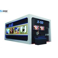 China Electronic System 5D Movie Theater 120 Pcs Movies Optional Voltage OEM Accepted wholesale