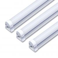 China Integrated 9W T5 600mm LED Tubes To Replace Fluorescent Tubes With Glass Diffuse wholesale