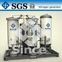 Quality SGS / CE / ISO / SIRA Oil & Gas PSA Nitrogen Generator Package System for sale