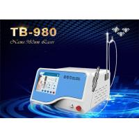 Buy cheap High Frequency 980nm Diode Portable Laser Vascular Spider Vein Removal Machine product