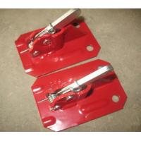 Galvanized Pressed Spring Rapid Clamp from China factory bar clip