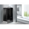 China Modular Enclosed Rectangular Shower Cubicles , Rectangular Shower Stalls wholesale