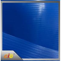 China 140CM Width PVC Plastic Tarpaulin with Glass Fiber For Truck and Tent wholesale