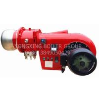 China Lpg Industrial Gas Burner / Gas Fired Burner High Strength Alloy Steel Material wholesale