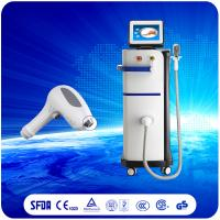 China High End Salon Use Super Cooling Microchannel Diode Laser 808 Hair Removal Machine wholesale