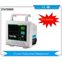 China Large Screen Medical Vital Signs Monitor , Multiparameter Patient Monitoring System wholesale