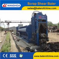China Used Car Shearing Baler Logger wholesale