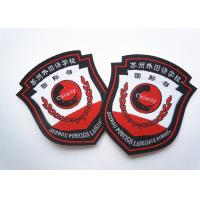 China Decorative Custom Clothing Patches wholesale