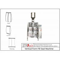 China Automatic Liquid Ketchup Oil Pouch Packing Machine 500ml-2L Paste Packing Machine wholesale