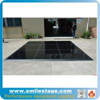 China Non-slip outdoor wooden dance floor for banquet wholesale