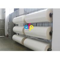 China 22 Mic Gloss Laminating Film For Brochures / Magazines BV Approval wholesale