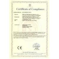 China Security Gate Series Products Directory Certifications