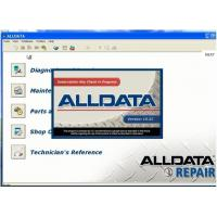 Quality 750GB External HDD Professional Automotive Diagnostic Software Alldata 10.53 /  3.38 for sale