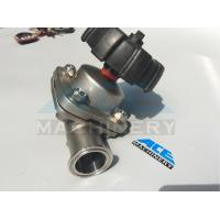 China Stainless Steel Hygienic Manual Type Clamped Diaphragm Valve (ACE-GMF-A8) wholesale