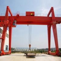 China Outdoor Movable Double Girder Gantry Cranes Industrial Heavy Load Large Span on sale
