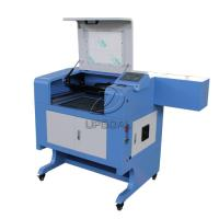 Quality Small 60W Acrylic Leather MDF Co2 Laser Cutting Machine 500*400mm for sale