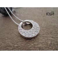 China OEM / ODM New Fashion Jewelry 925 Sterling Silver Gemstone Pendant with Zircon W-VD133 wholesale