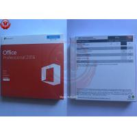 Quality English Microsoft Office Professional 2016 Product Key For Windows for sale