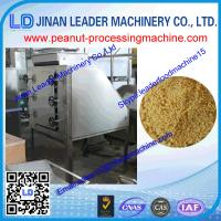 China high capacity 200-700kg/h peanut crushing machine/Peanut hob cutter for crocus wholesale