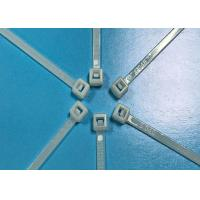 China Bulk Plastic Industrial Zip Ties Easy Operated With Less Insert Force wholesale