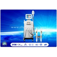 China Big Spot IPL Hair Removal Machine Powerful 2 Handlepieces SHR SSR Beauty Equipment wholesale
