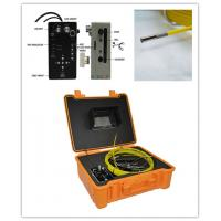 China waterproof pipe plumbing inspection with mini camera wholesale