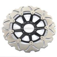 China CBR1100XX CB 1300 Motorcycle Brake Disc Rotor For Honda Spare Parts 310mm wholesale