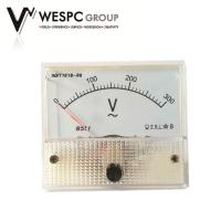 China 1V AC White Generator Gauges For Protecting Generators 6.3 X 5.5 X 1cm Dimensions wholesale