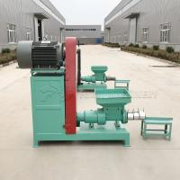 China Wood Briquette Making Machine Charcoal Extruder Machine 50 Model on sale