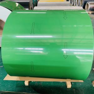 China PVDF Color Coated Painted Aluminum Coil For Making Roofing wholesale