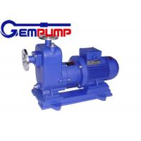 China JMZ Stainless steel self-priming pump with mechanical seal assembly wholesale