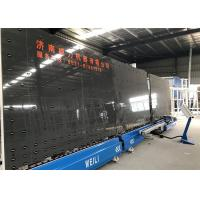 China ISO Insulating Glass Production Line Machine With Automatic Silicone Sealing Robot wholesale
