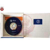 Quality DVD Installing data 2013 Pro Plus Microsoft Office Home And Business Retail Box Online Activation for sale
