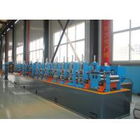 China High Frequency ERW Pipe Mill CS MS Tube Mill TIG Welding Plant CE ISO Certification wholesale