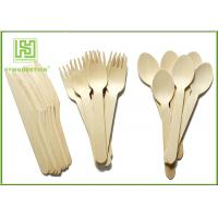 China Retail eco friendly disposable cutlery 100 Forks 100 Knives 100 Spoons wholesale