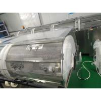 China 0.75 kw Largest 700*1030mm Softgel TUMBLER Drying Equipment With Big Air Blowers wholesale