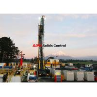 China Solids control system for various well drilling fluids process at Aipu solids wholesale