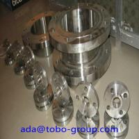 China 16 NB CL 150 SCH 20 SS Forged Steel Flanges ASTM A182 GR Nace MR -01-75 Pipe Class C01d wholesale