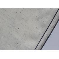 China Stain White Denim Sewing Fabric , Lightweight Washable Upholstery Fabric 8.9oz on sale