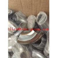 China ASME B16.9 304 316l Thin Wall Stainless Steel Pipe Fittings Size: 1/2 ~ 48 wholesale